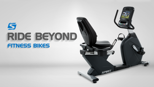 CR800 Commercial Recumbent Bike